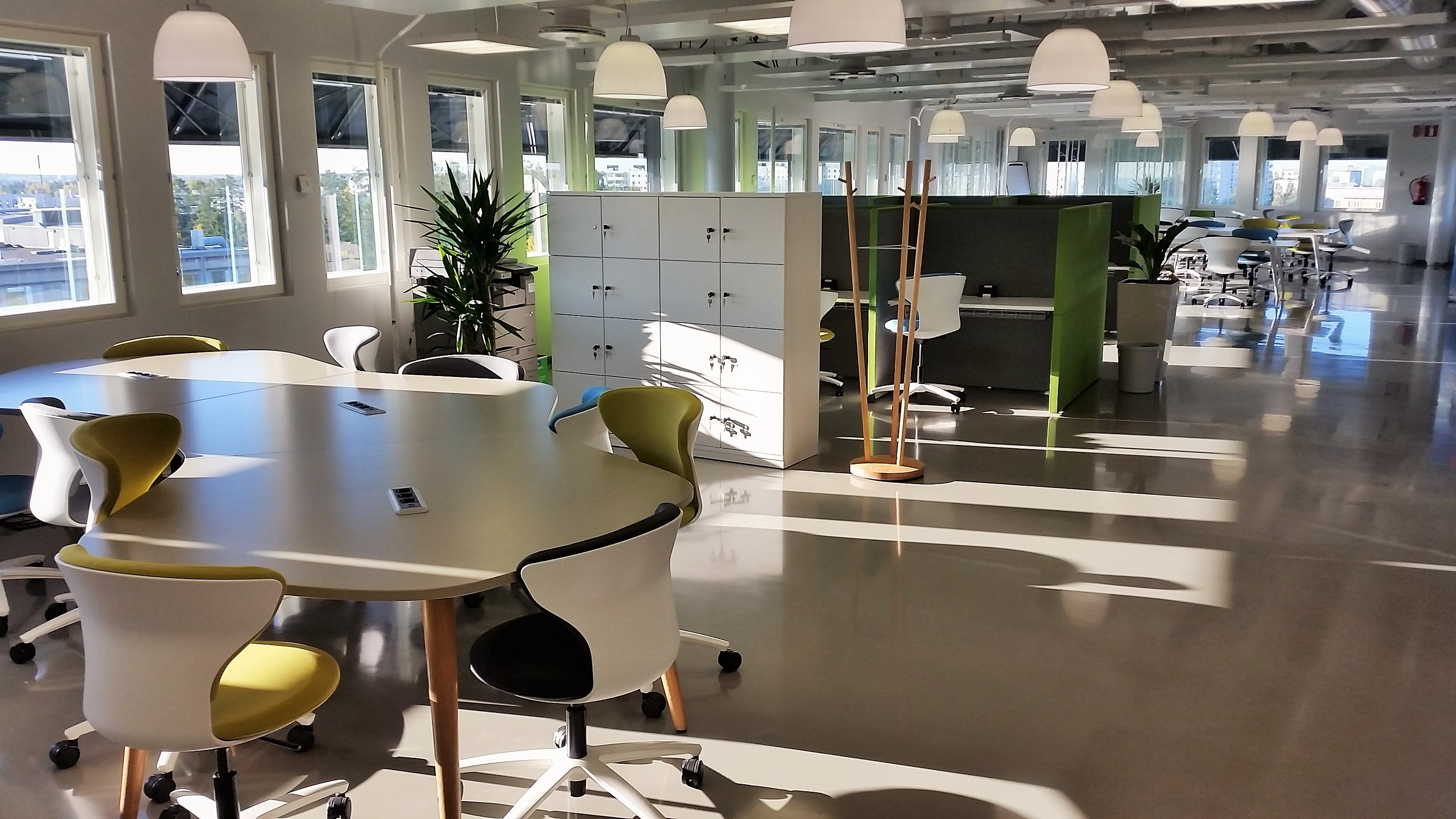 flexible workspace strategies