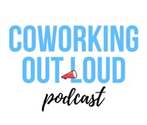Coworking Out Loud podcast, with Cat Johnson