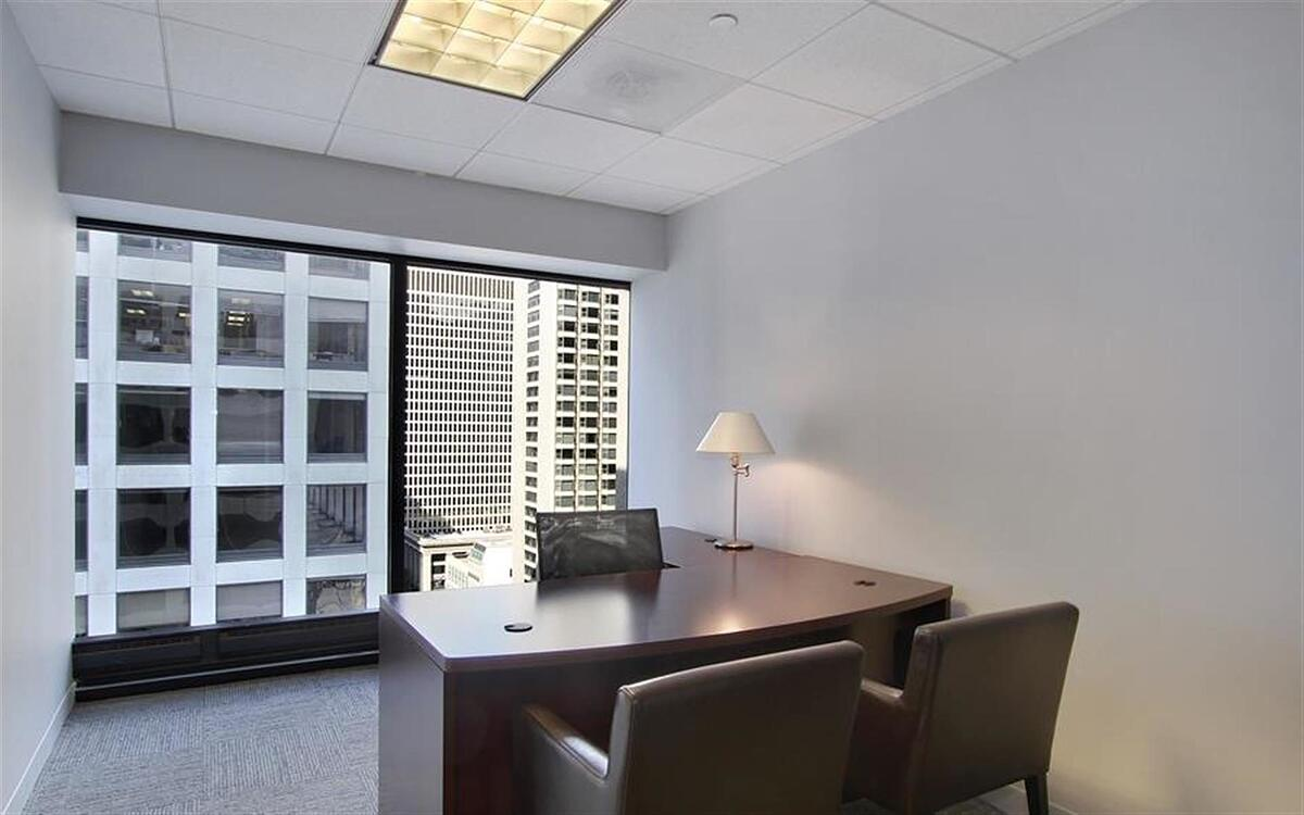 Flexible office space on Chicago's Magnificent Mile