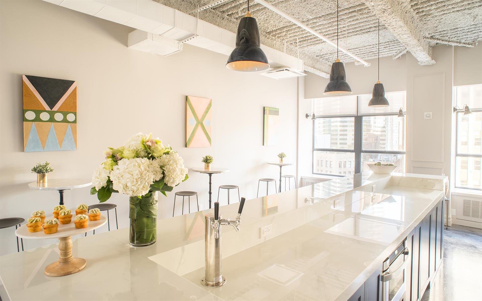 Kitchen at BOND Collective
