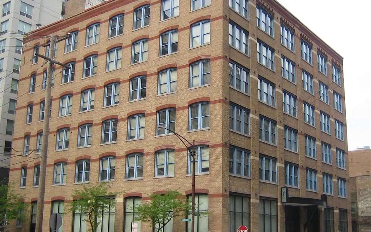 River North in Chicago is a residential hotspot