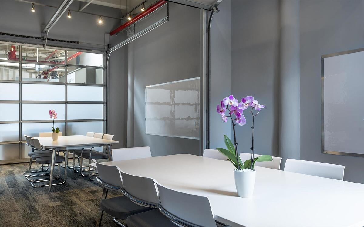 One of the Meeting Rooms at TechSpace