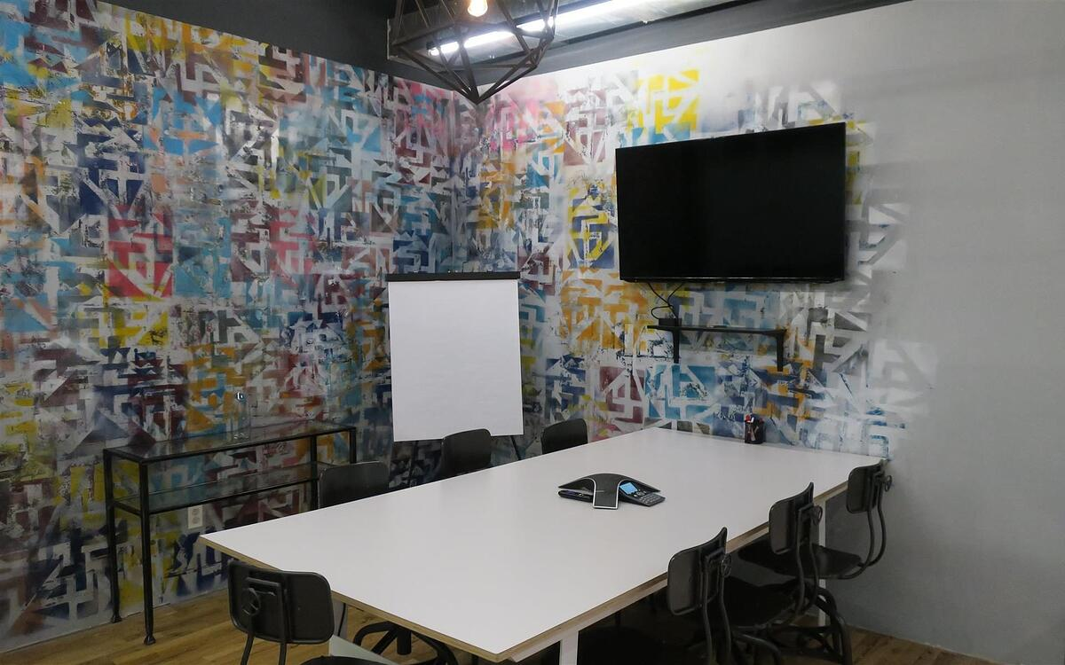 Lots of Meeting Rooms at Bond Collective