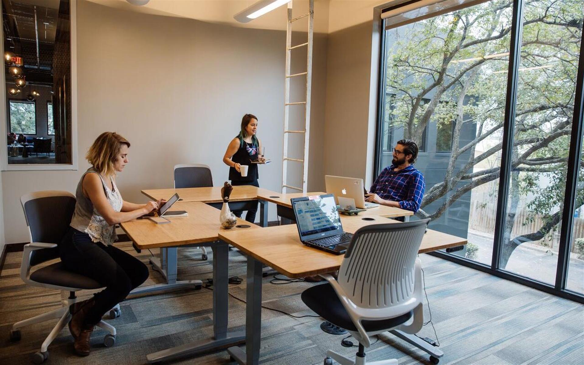Link Coworking in Austin, Texas