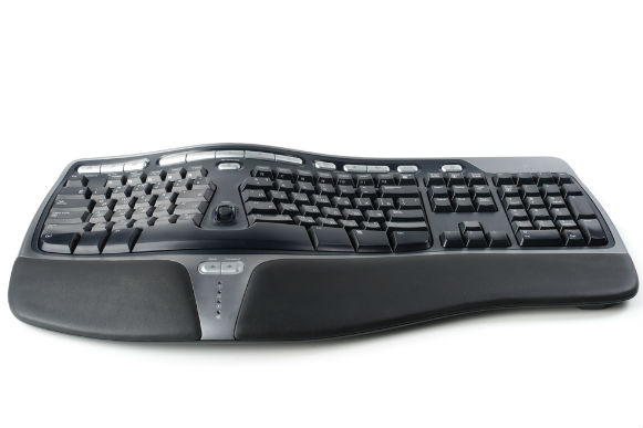 Body - ergonomic keyboard