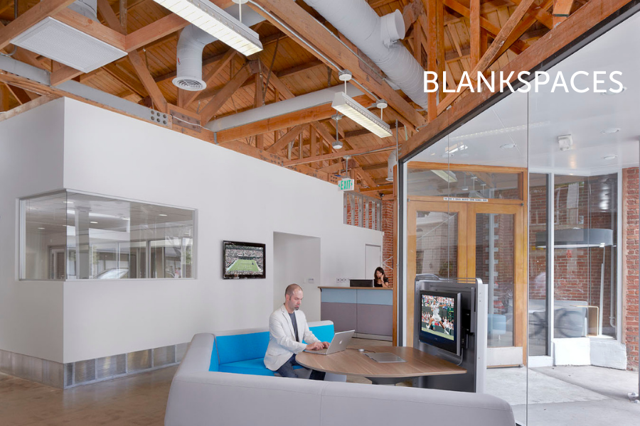 LA's BLANKSPACES offers flexible workspaces for enterprise employees who Work From Anywhere