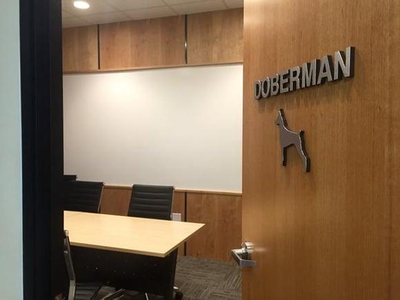 Doberman - Third Workspaces