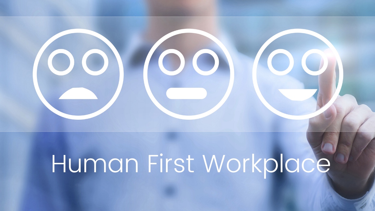 human-first workplace