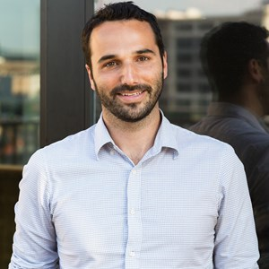 Jamie Hodari, CEO at Industrious