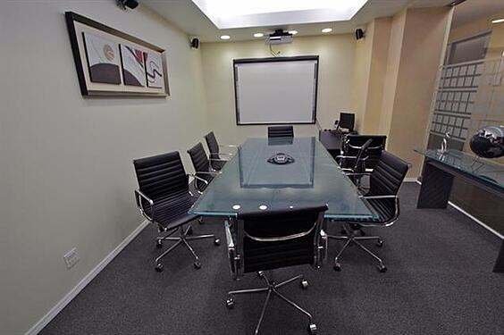 Jay Suites Conference Room - Grand Central