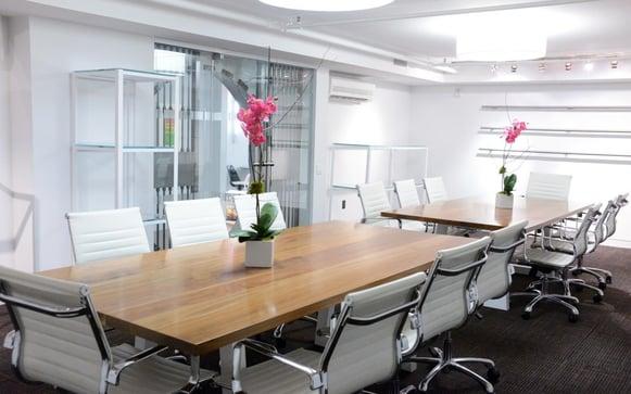 Space 530 meeting room
