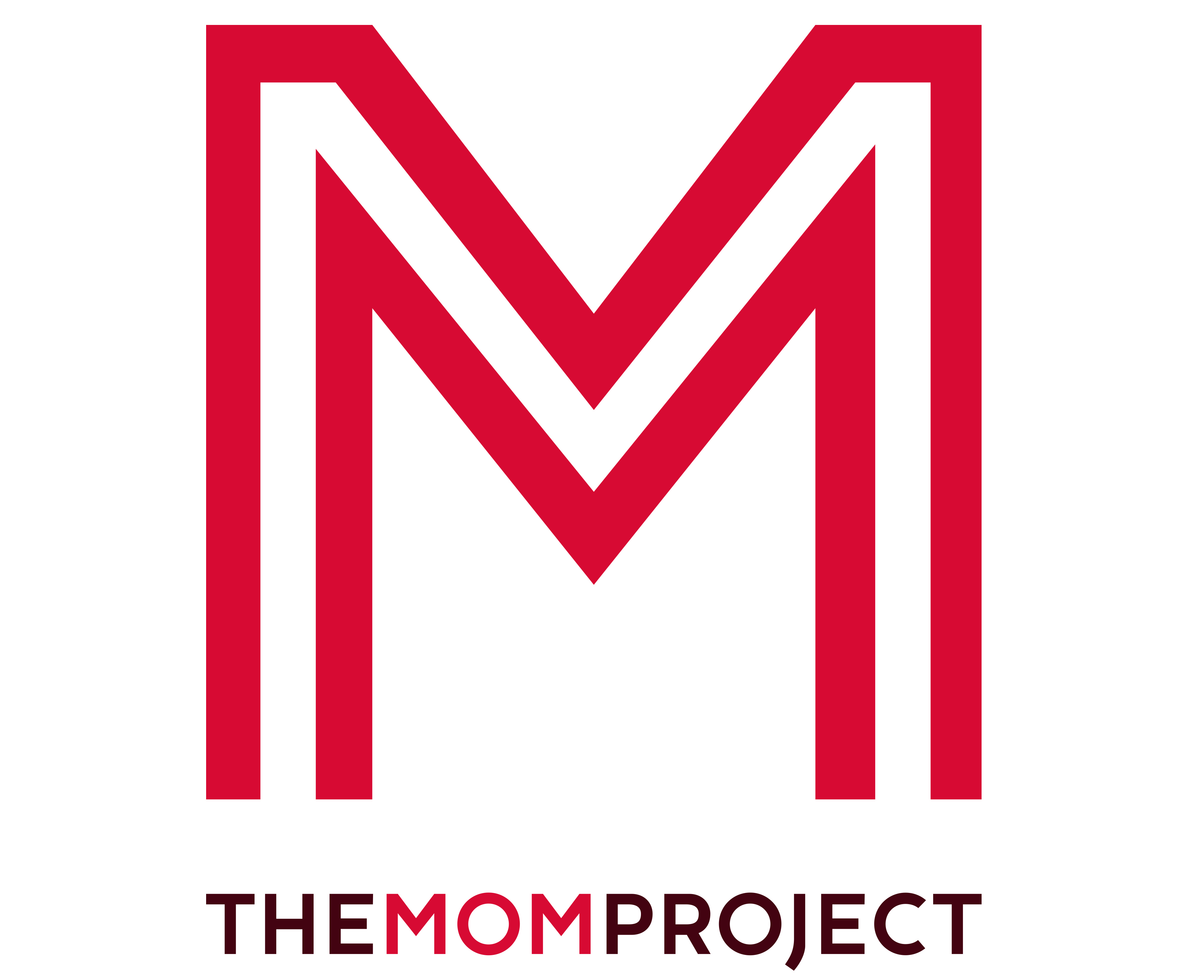 The Mom Project Logo