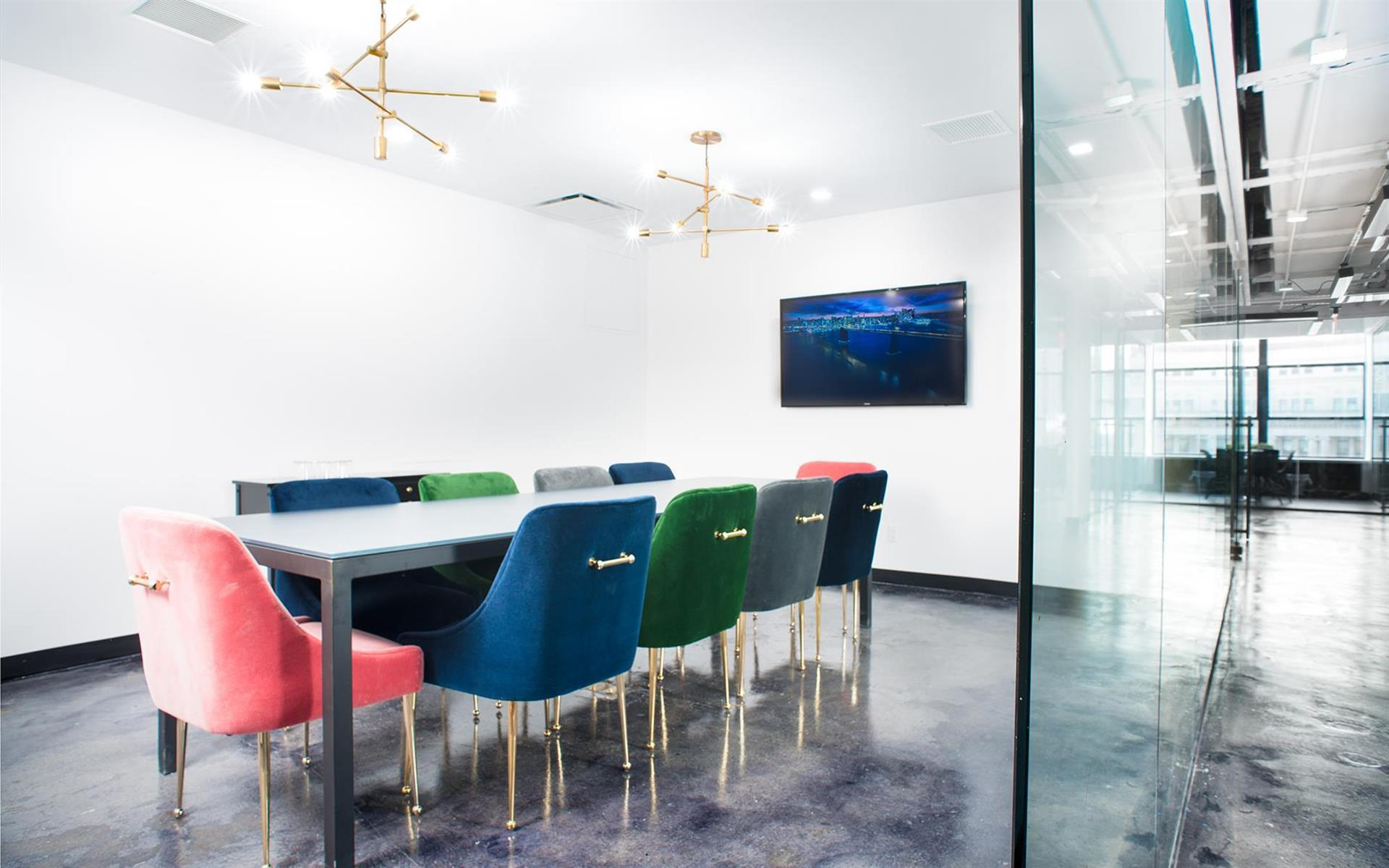 Conference Room BOND Collective