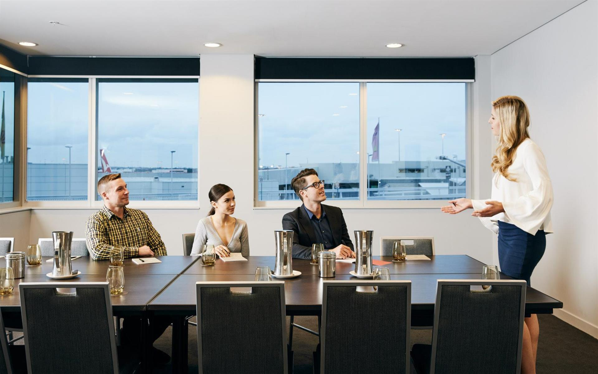 Meeting Rooms at the Airport