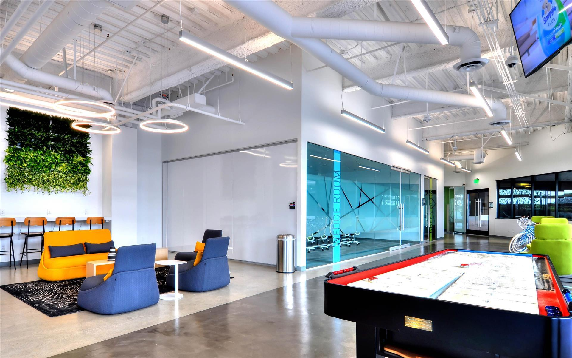 Event Space for Digital Nomads at Manhattan Beach Towers