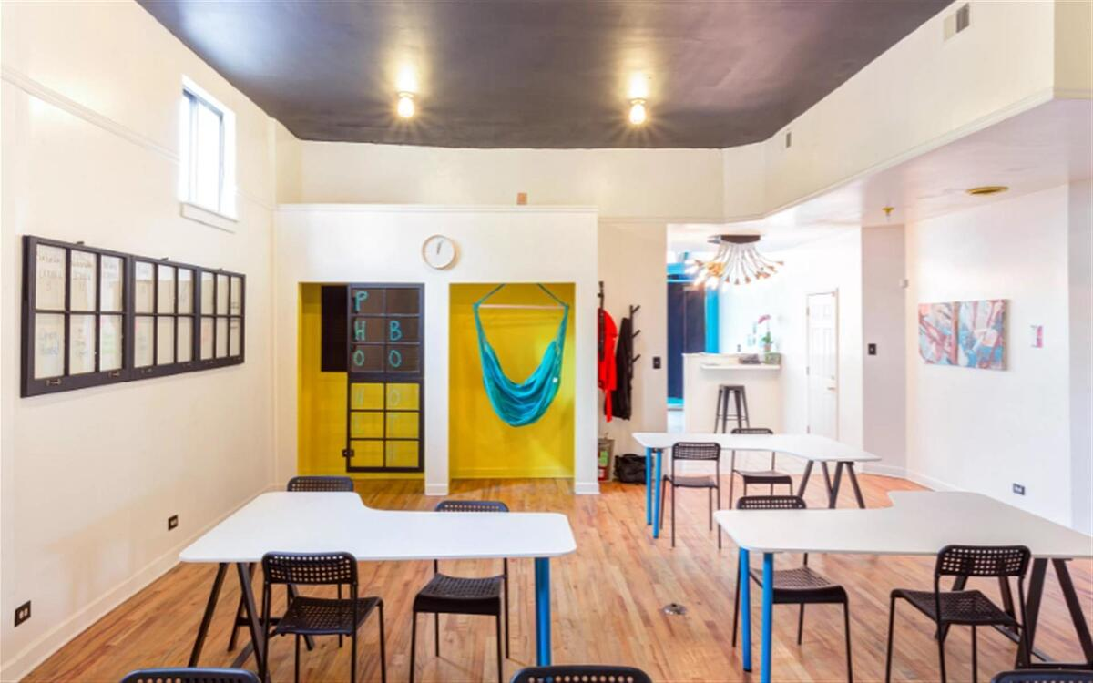 Coworking spaces in Chicago