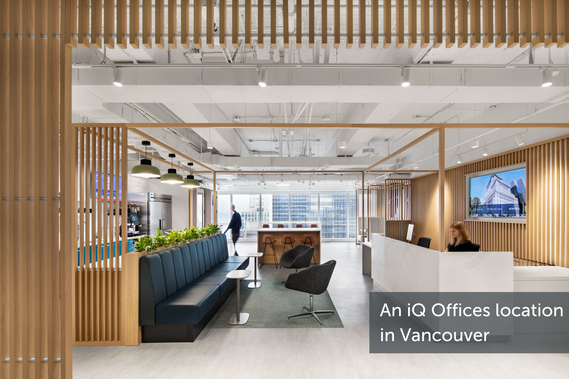 Canada-based iQ Offices offers highly professional workspaces for enterprise teams and employees.