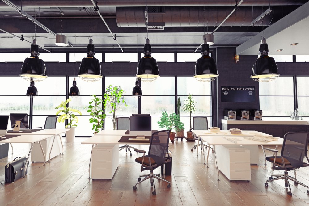 coworking space for small business