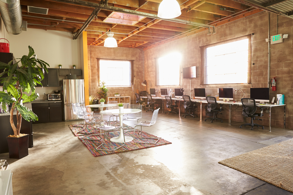 the ideal small business coworking