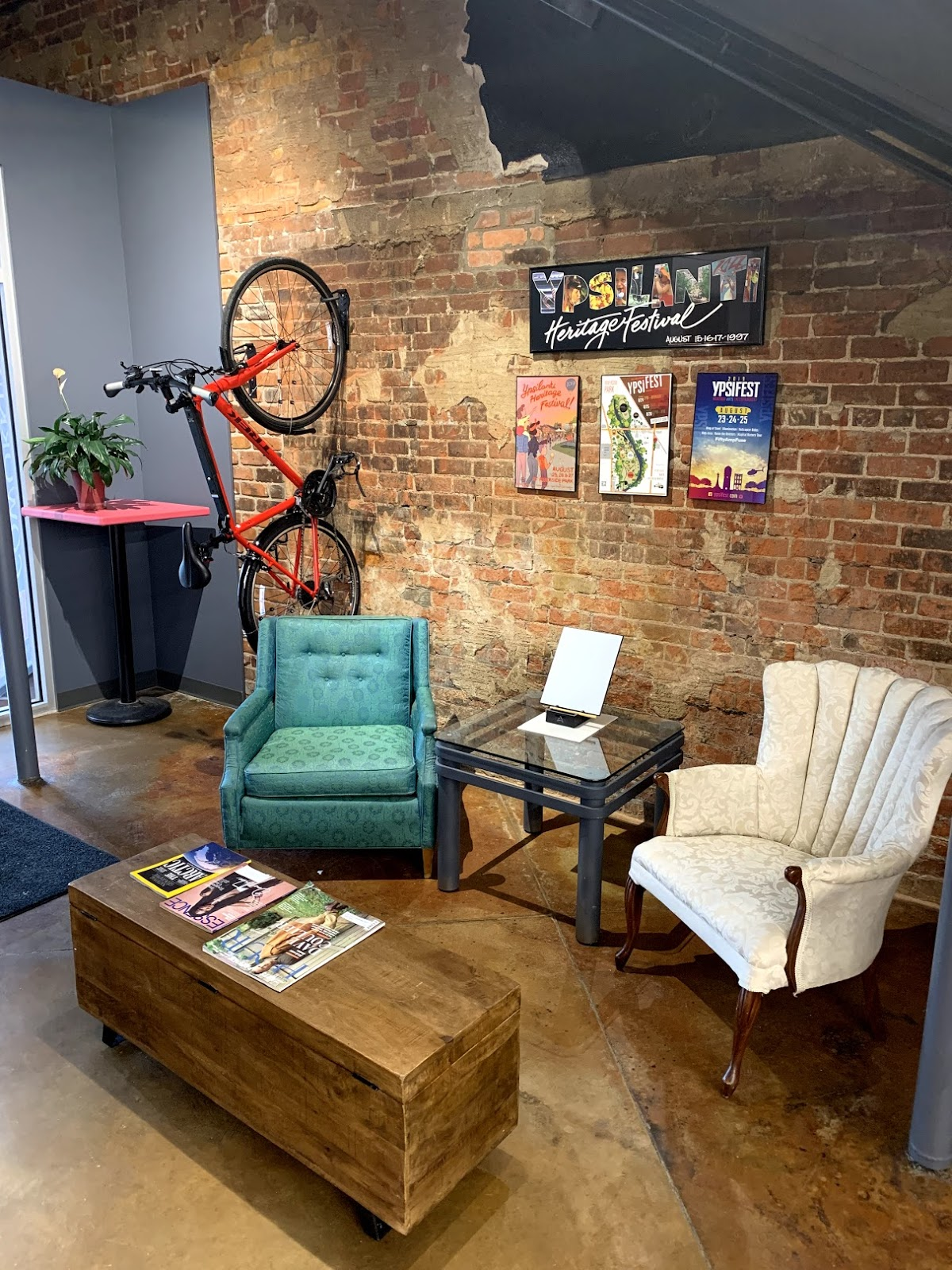 The Back Office Studio, Ypsilanti, MI