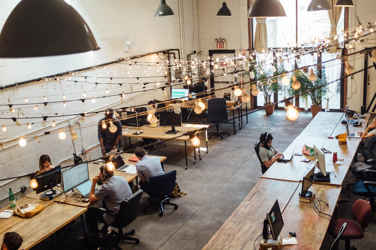 Coworking venues have made significant steps to make their spaces more safe.
