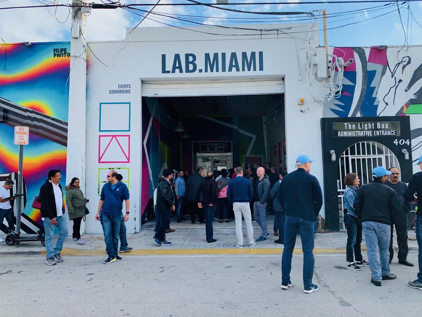 LAB Miami